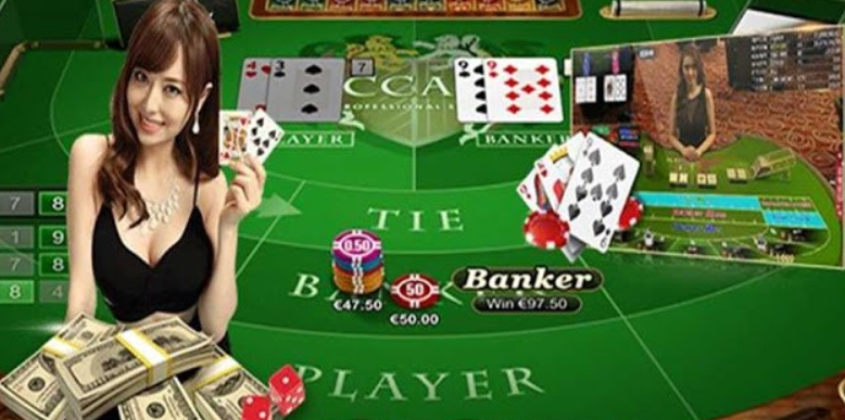 baccarat live dealer casino